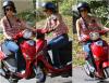 Za-Nessa-Source 29/02/12: Vanessa, Selena et Ashley B. telles de vraies motardes préparant Spring Breakers en Floride.Za-Nessa-Source