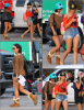 Za-Nessa-Source 27 /03 /12: Vanessa, Ashley et Selena sur le tournage de Spring Breakers. Za-Nessa-Source
