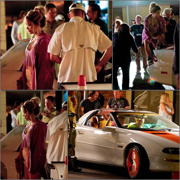 Za-Nessa-Source 05/ 04 /12: Zac continue de vanter les bienfaits de The Lucky One, dans l'émission de Jay Leno.