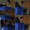 Za-Nessa-Source  07 /05 /12 : Vanessa a passé sa journée à s'occuper des poubelles, après être allée à la gym avec Gina.Za-Nessa-Source