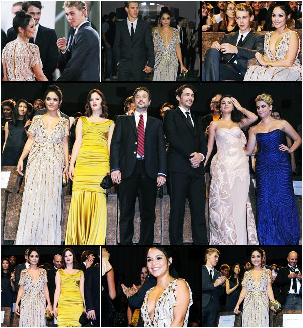 Za-Nessa-Source(05.09.12) Selena Gomez, et les autres, à la première de Spring Breakers, au Festival de Venise.