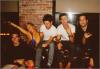 Za-Nessa-Source Zac, ses amis et Paris Hilton, à New York, cette semaine.Za-Nessa-Source