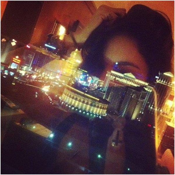 Za-Nessa-Source Vanessa a visiblement passé quelques jours à Las Vegas..Za-Nessa-Source