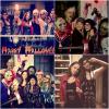Za-Nessa-Source (27.10.12) Vanessa, sa soeur, et ses amies, à la Halloween Horror Nights de LA.Za-Nessa-Source