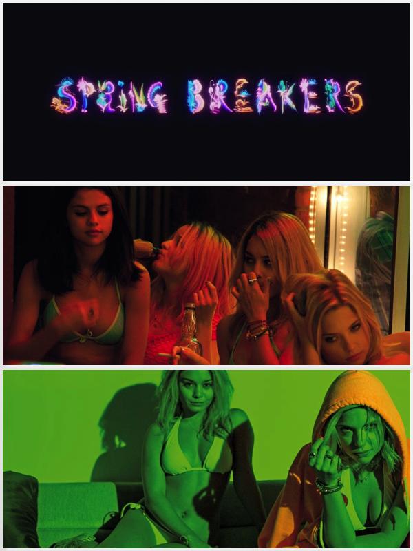 Za-Nessa-Source Spring Breakers... Za-Nessa-Source