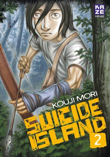 Suicide Island tome 2