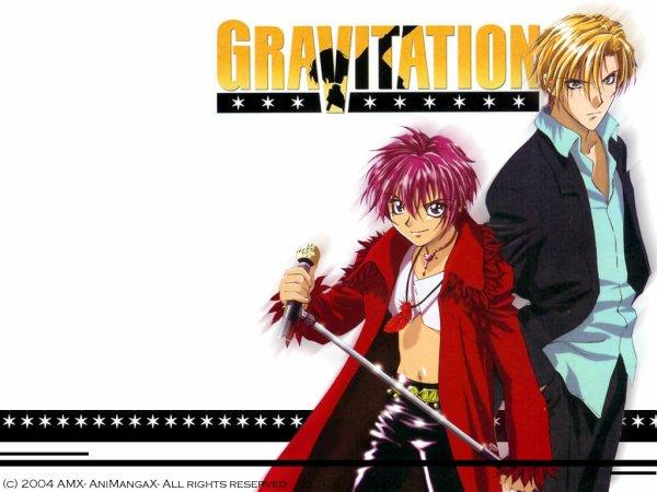 Gravitation :)