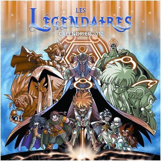 Les legendairesBD