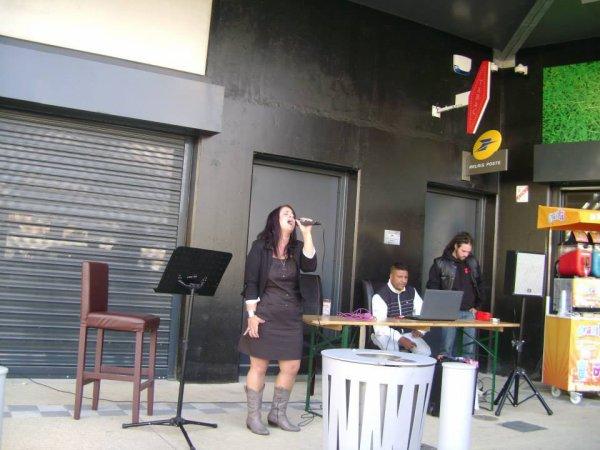 Fête de la musique au bar le stadium