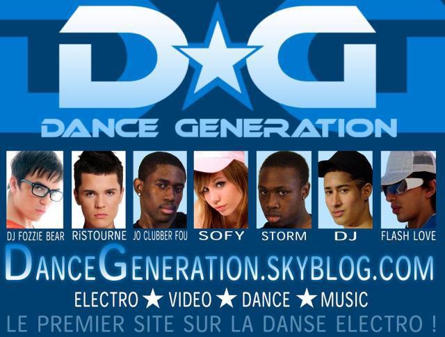 DanceGeneration37 : Blog Officiel de la nouvelle danse electro tourangelle