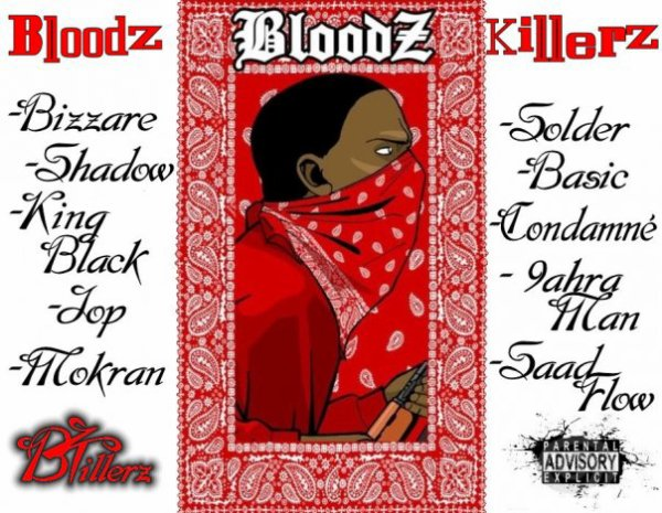 Bloodz Killerz - Freestyle