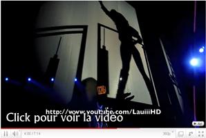 .   21 décembre 2010 :  Deuxieme date a Paris, encore un concert magnifique, des videos sont la pour en temoigner..