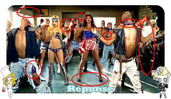 . En ce moment, Gaga ne sort pas, le blog ne va pas rester innactif, c'est pourquoi je vous propose le jeu des 8 differences !   .