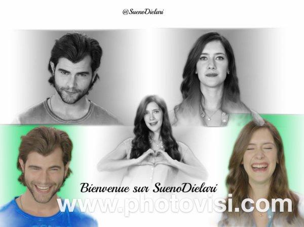 Bienvenue sur SuenoDielari - Blog sur le couple Dielari ♥♥