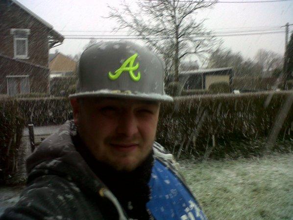 Enfin il neige
