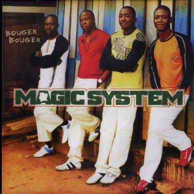 Bouger bouger  de Magic System feat. Mokobe  sur Skyrock