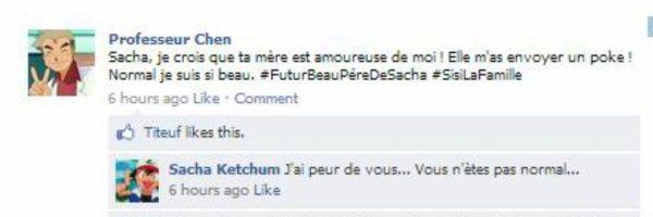 Chapitre : Facebook Love