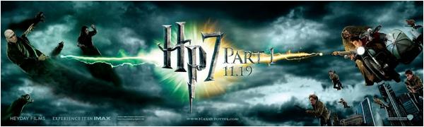 Nouvelles photos HP7