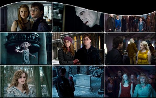 Harry Potter et les reliques de la mort enfin au cinéma !