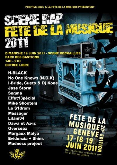 EFFET13PÉCIAL EN CONCERT A LA FÊTE DE LA MUSIQUE LE DIMANCHE 19 JUIN AUX BASTION DES 15H30 !