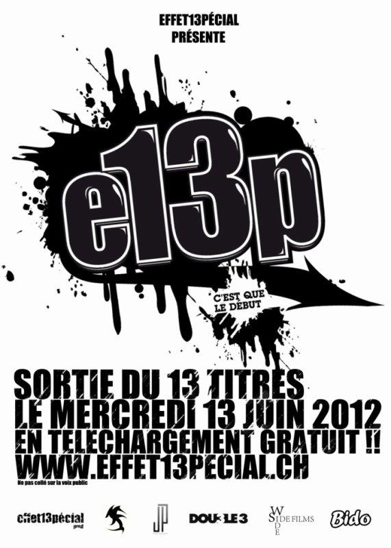 """Effet13pécial """"C'est que le début"""""""