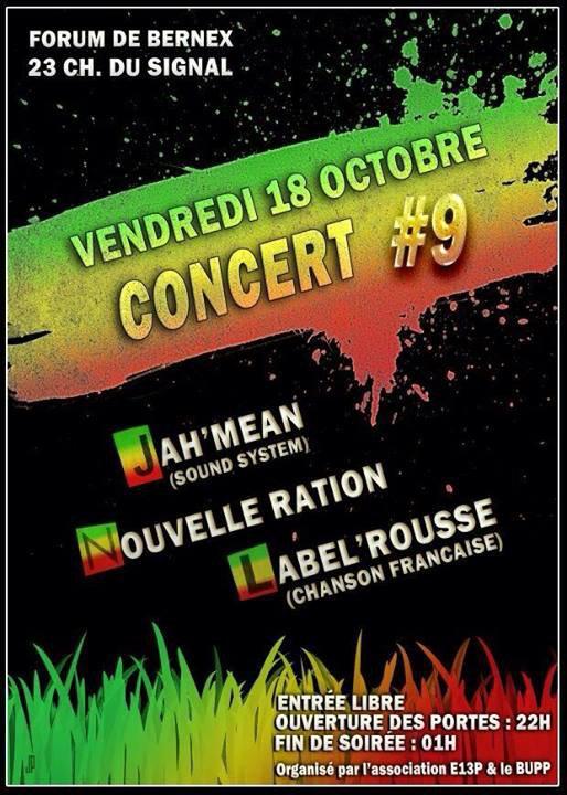 Concert 13pécial #9