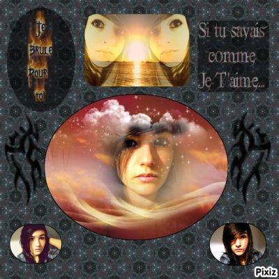 Carla Sampaio, alias Ma Mienne.