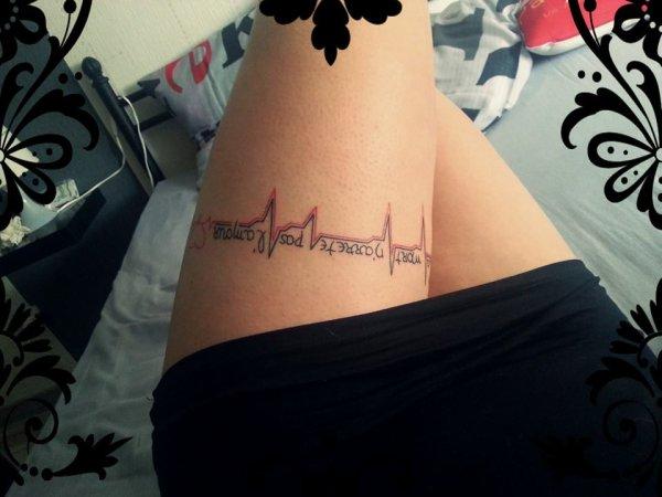 Nouveau tatouage :-)