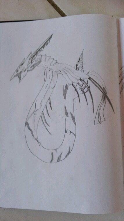 Mes derniers dessins #2