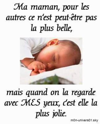 Je Taime Ma Maman Chérie Damour Pour Toujour Blog De