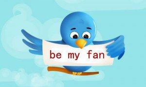 être mon fan s'il vous plaît