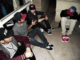 mon groupe de rap les g-killers