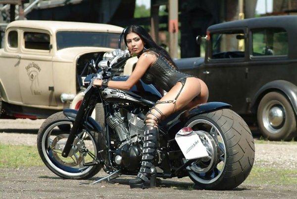 supert la moto...