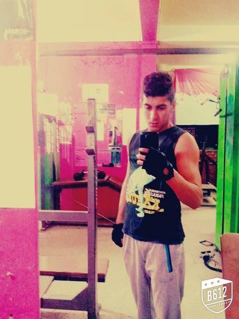 No pain no gain <3