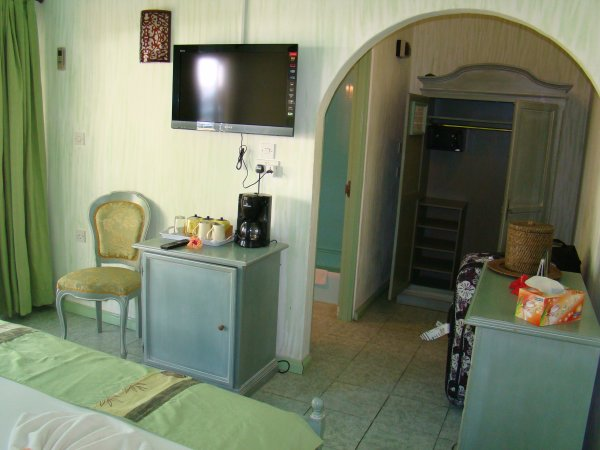 NOTRE HOTEL - LE RELAX BEACH - PRASLIN - SEYCHELLES