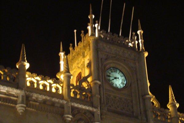 PORTUGAL - QUARTIER DU ROSSIO - NOVEMBRE 2012