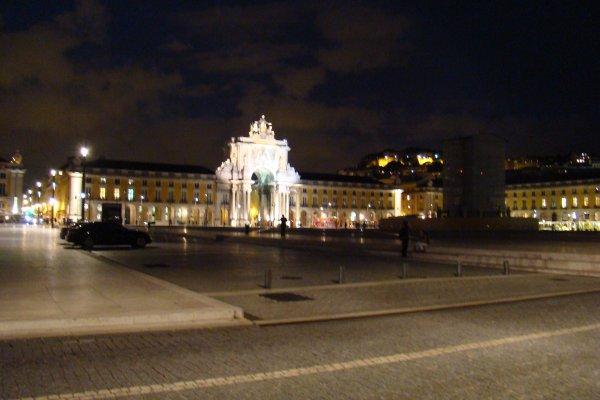 PORTUGAL - QUARTIER DU BAIXA - NOVEMBRE 2012