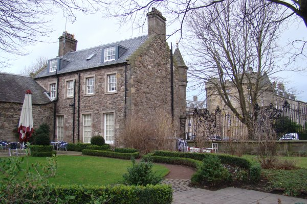 ECOSSE - PALACE OF HOLYROOD