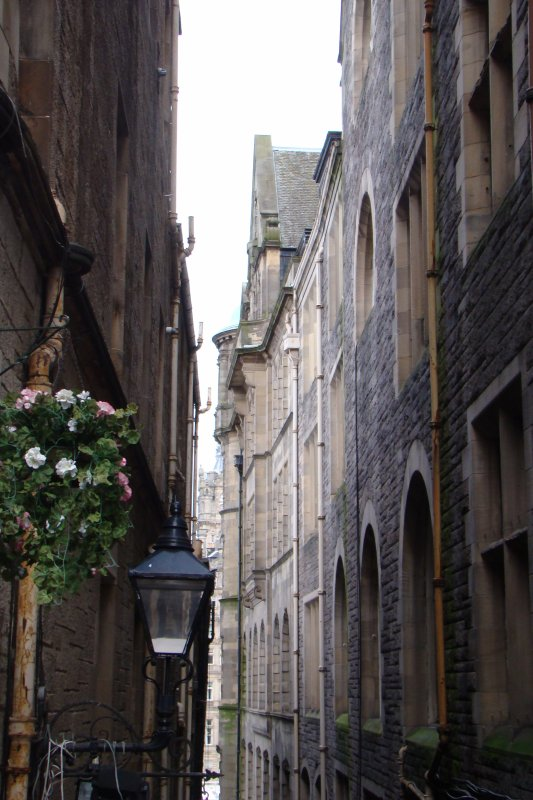 ECOSSE - A LA DECOUVERTE D'EDINBURGH