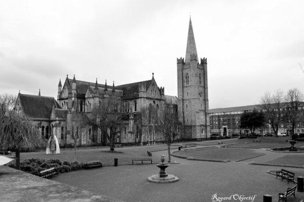 ROADTRIP EN IRLANDE - DUBLIN
