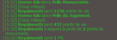 Le drop ça continu - Bientot Un metier 100 :)