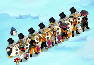 Bandits Frigost I : Mr pingouin !