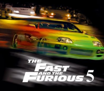 Fast and furious & Du rox aussi puissant que le film ? <3