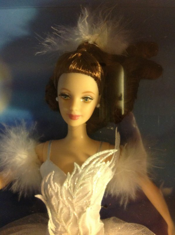Barbie cygne du lac des cygnes collection ballets - Barbie le lac des cygnes ...