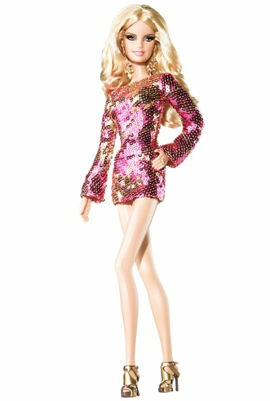Barbie Heidi Klum - 2009
