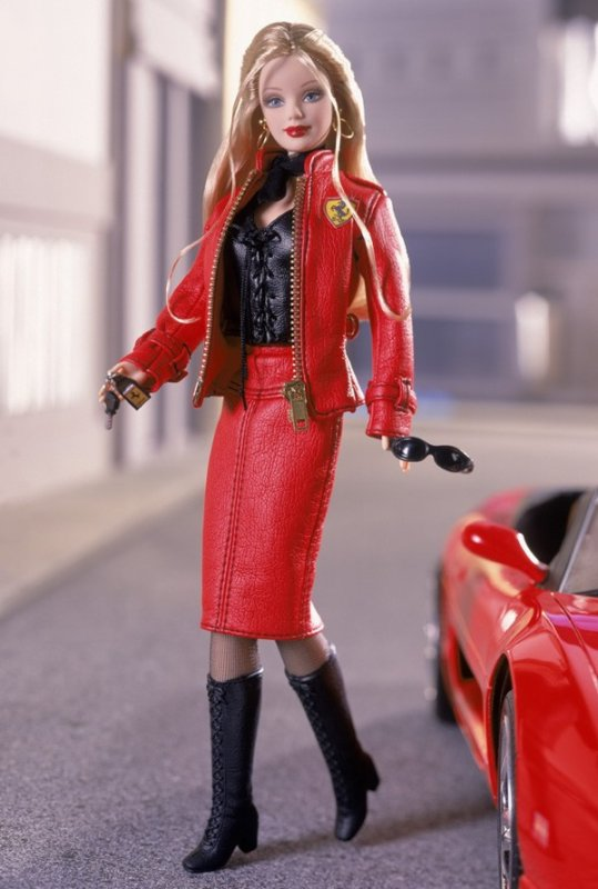 Barbie Ferrari - 2001