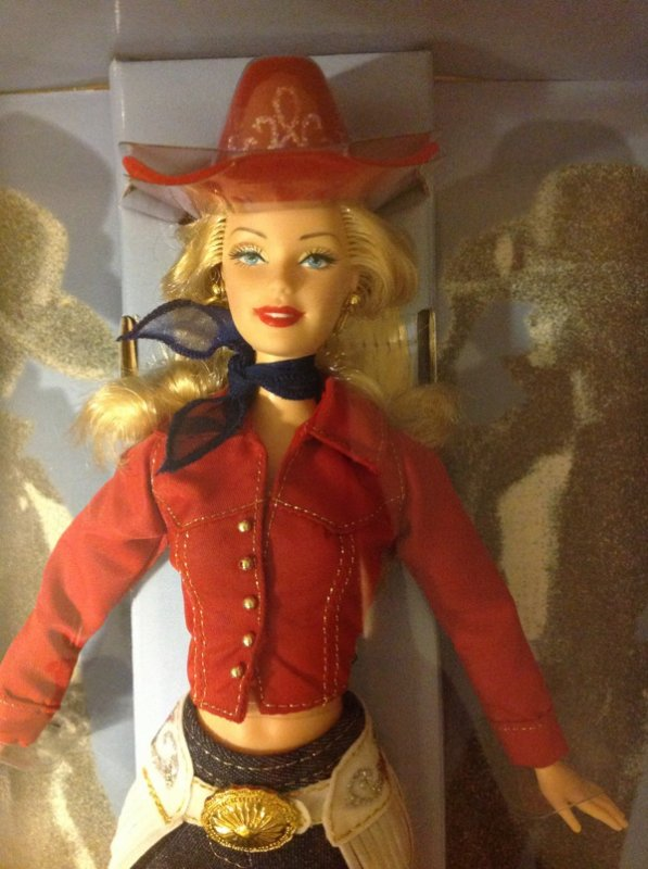 Barbie Western Chic - 2002
