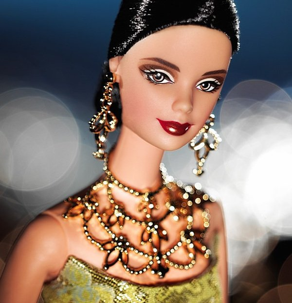 Barbie Exotic Beauty - 2002