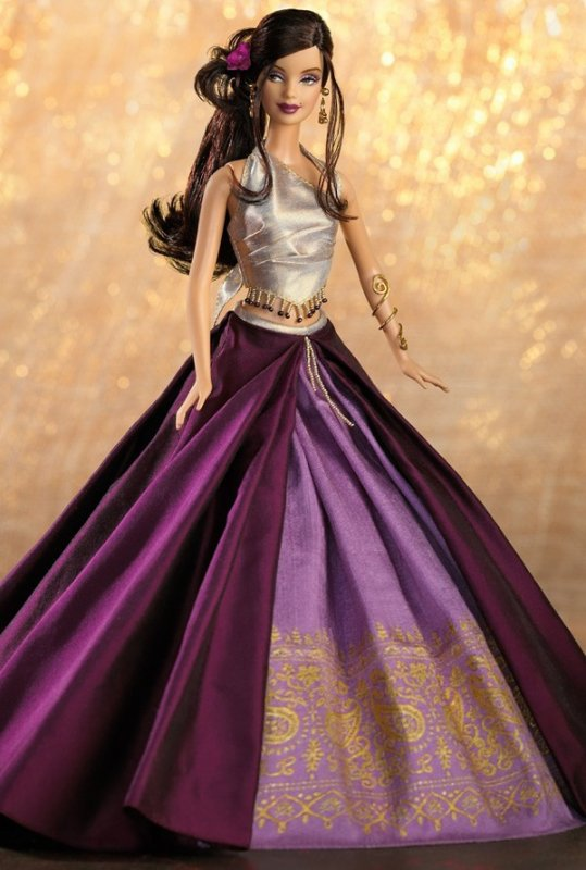Barbie Designer Spotlight by Katiana Jimenez - 2002