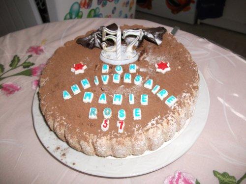 11 JANVIER 2011: c'est mon anniversaire